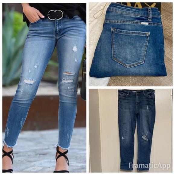 Kancan Jeans Kancan Jeans Size 5 Poshmark